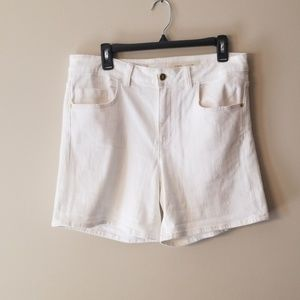 Anthropologie high waisted shorts. NWT